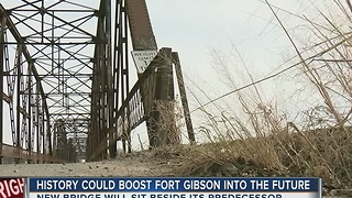 History Could Boost Fort Gibson Into The Future - Video