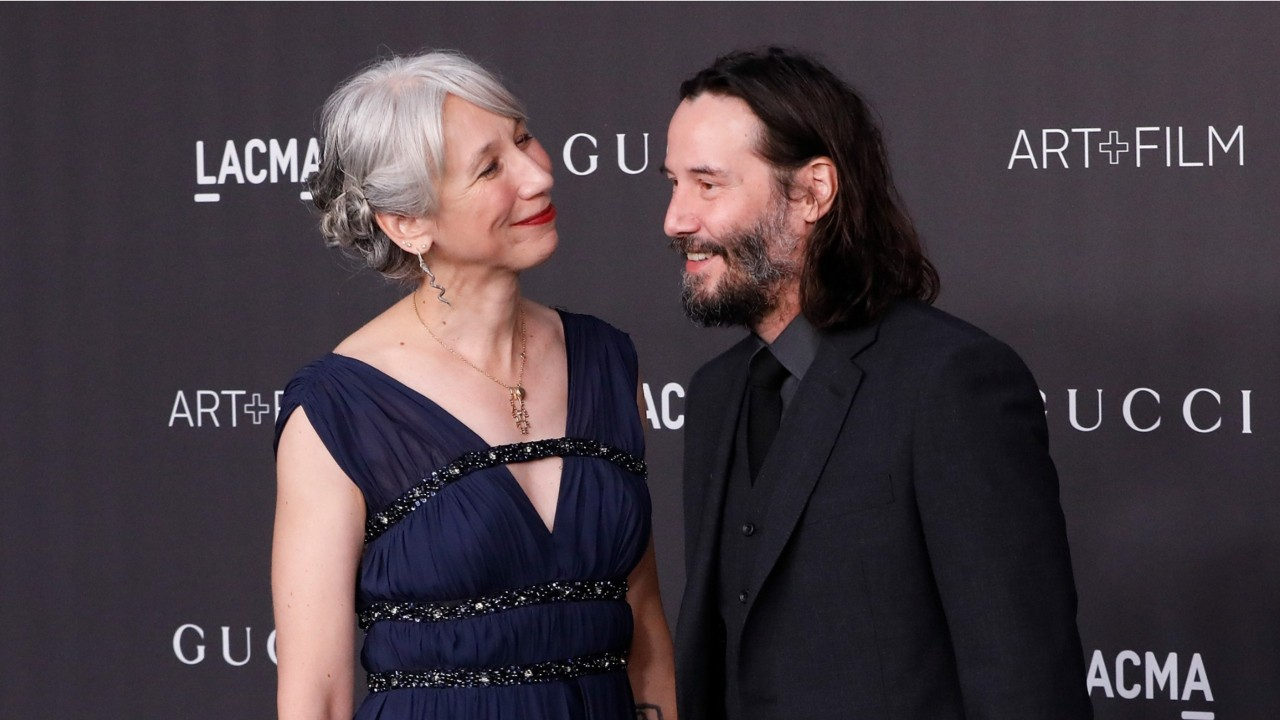 Are Keanu Reeves And Alexandra Grant Dating?