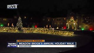 Historic Landmark In Lights - Video