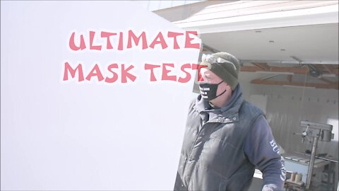 Ultimate Mask Test by Wapp Howdy