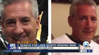 Lake Worth man missing since March 30 - Video