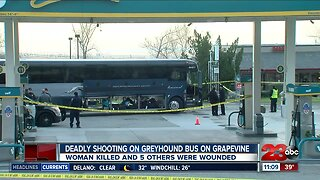 Deadly shooting on Greyhound bus on Grapevine