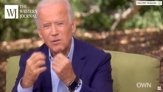 Biden: 'I have a regret that I am not president' - Video