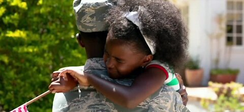 Mental health assistance available for military children amid pandemic