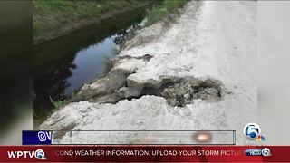 Residents upset about bumpy roads in Loxahatchee - Video