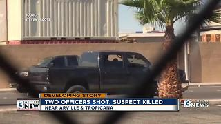 Retired officer talks about shootout - Video