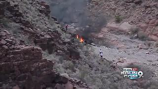 Lawsuit filed in Grand Canyon helicopter crash