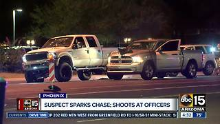Phoenix police involved in shooting near 44th Street and Thomas Road - Video