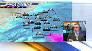 Trent Magill gives you an update on what to expect for this weekend's winter storm.