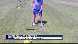 Summer Golf Tip #8 with Coach Bird - Video