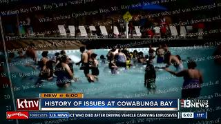 Cowabunga Bay near drowning - Video