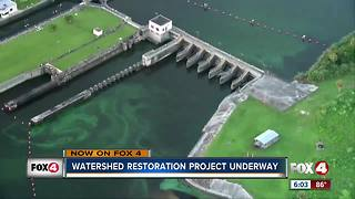 Lake Okeechobee restoration project is underway - Video