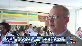 Built Upon a Dream: St. Elizabeth School extreme makeover