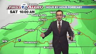 7 First Alert Forecast 11/23/17 - Video