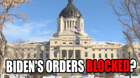 South Dakota Proposes to BLOCK Biden's Executive Orders!