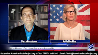 Katie Hopkins: Fauci Now Destroying Lives in UK