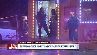 Buffalo police working investigation near science museum - Video