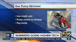 How to avoid high-tech credit card skimmers
