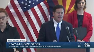 Questions and concerns about Governor Ducey's order go unanswered