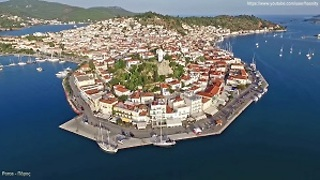 Poros Island: The picturesque sailors paradise of Greece - Video