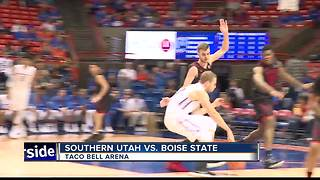 Boise State downs S Utah 90-69 on Jessup's career day - Video