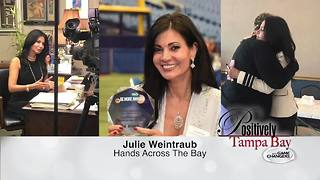 April Positively Tampa Bay Game Changer - Julie Weintraub - Video