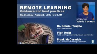 KGUN TOWN HALL: Remote learning best practices and guidance