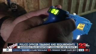 Bakersfield Police Department looking for recruits