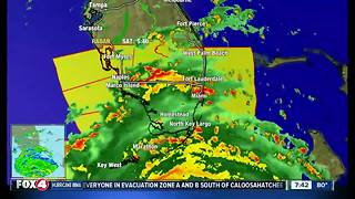 Hurricane Irma - Saturday 8 pm update