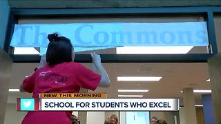 Cincinnati prepares for the opening of its newest magnet school in Walnut Hills - Video