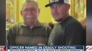 Officer named in deadly shooting - Video