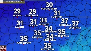 Lelan's Morning Forecast: Monday, December 19, 2016 - Video