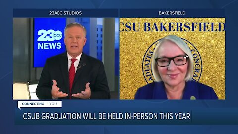 CSUB to allow in-person graduation ceremonies