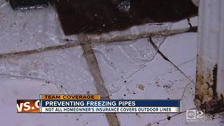 Cold snap leads to thousands of home service calls - Video