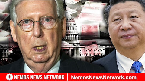 Democrats, Cocaine Mitch McConnell want Trump & Supporters Jailed.