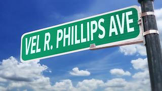 Milwaukee Common Council renames street after Vel Phillips - Video