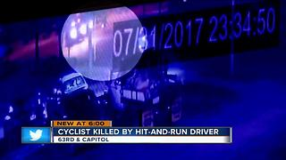 Surveillance video captures deadly hit-and-run