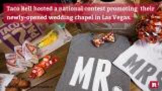 Let's taco bout this wedding | Rare Life - Video