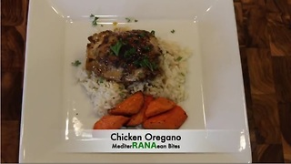 Delicious chicken oregano recipe - Video