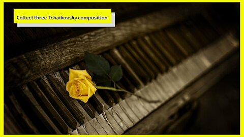 1812 Overture Tchaikovsky Piano Music 🎉 Waltz of the Flowers, Dance Of The Sugar Plum Fairies