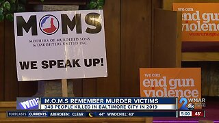 M.O.M.S. remember murder victims