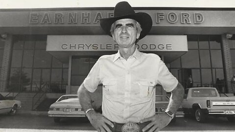 Tex Earnhardt: From rodeo cowboy to Arizona icon