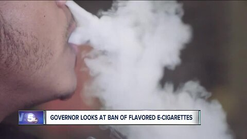 Vaping shops blow back on possible ban on flavored e-cigarettes