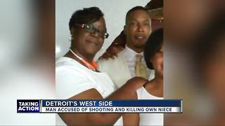 Woman killed in grandmother's home, uncle under arrest - Video