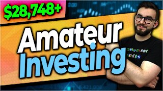 ▶️ Tesla, Bitcoin, & Ethereum - Amateur Investing #9 | EP#393