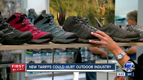 That outdoor gear you need to enjoy everything Colorado has to offer could soon cost a lot more