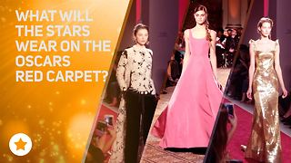 Top 3 fashion trends to expect at the Oscars
