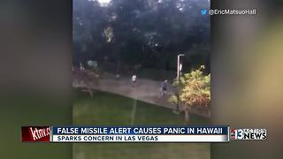 Locals with ties to Hawaii react to false missile threat