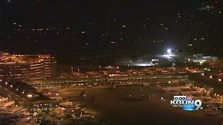 Authorities investigating 'suspicious item' found at Sky Harbor Airport - Video