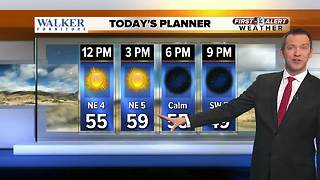13 First Alert Las Vegas Weather for January 23rd Morning - Video
